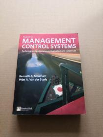 Management Control Systems: Performance Measurement, Evaluation and Incentives 管理控制系统