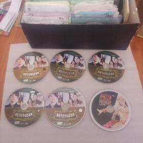 5DVD:梅艷芳經典電影系列/1DⅤD梅艷芳演唱會全紀錄vol1  /六張共售 裸碟