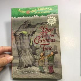 Magic Tree House #44: A Ghost Tale for Christmas Time 神奇树屋系列