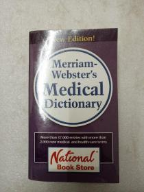 Merriam-websters Medical Dictionary