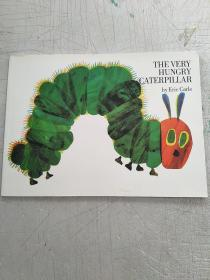 The Very Hungry Caterpillar饥肠辘辘的毛毛虫