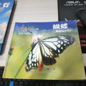 新法布爾自然觀察法叢書第1輯 昆蟲王國12 蝴蝶