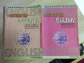 大學英語六級 考試教程 (閱讀與翻譯)(最新模擬試題及解析),兩冊合售