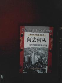何去何從:當代中國的國有企業問題