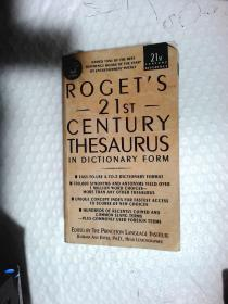 Rogets 21st Century Thesaurus, Third Edition (21st Century Reference)