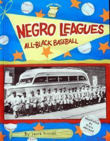 *英文 Negro leagues all black baseball 黑人联盟棒球队平装