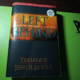 Left Behind:A Novel of the Earth's Last Days (Left Behind No. 1)