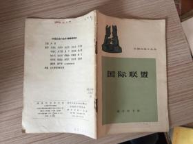 国际联盟(外国历史小丛书)