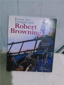 正版实拍;ROBERT  BROWNING