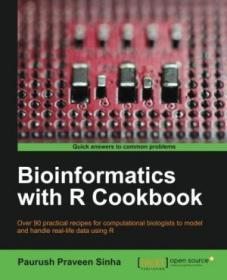 Bioinformatics With R Cookbook