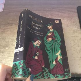 Spenser Selected Poetry