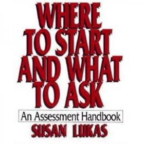 (进口英文原版)Where to Start and What to Ask: An Assessment Handbook