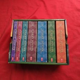 Harry Potter [All 7 volumes in English] with box