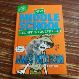 Middle School:Get Me Out of Here!james patterson