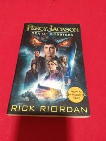 JACKSON  SEA OF MONSTERS THE GRAPHIC NOVEL RICK RIORDAN