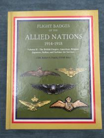 Flight badges of the Allied Nations 1914-1918 Volume 2