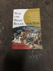 WHY THE WEST RULES-FOR NOW