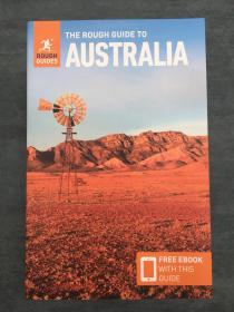 The Rough Guide to Australia 澳大利亚旅游指南
