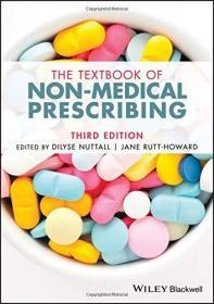 The Textbook of Non-Medical Prescribing  英文原版  非医疗处方 教程