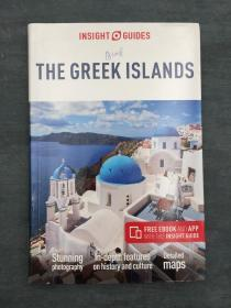 Insight Guides The Greek Islands  希腊岛屿指南
