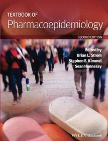 Textbook of Pharmacoepidemiology 2e 英文原版 药物流行病学教程