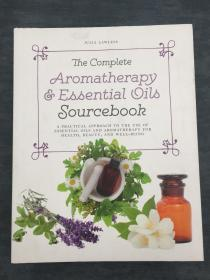 The Complete Aromatherapy & Essential Oils Sourcebook  完整的芳香疗法和精油资源手册