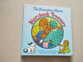 The Berenstain Bears Storybook Treasury贝贝熊故事精选