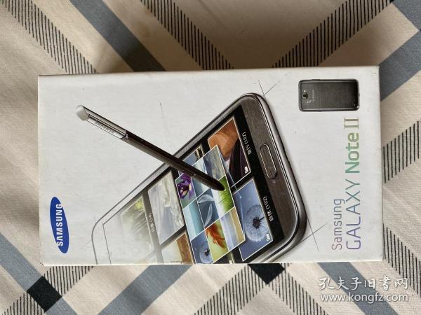 GALAXY NOTE2手机(两块电池)
