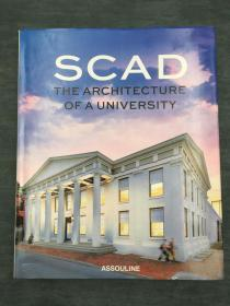 SCAD , The Architecture of a University  一所大学的建筑