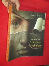 Fundamentals of Abnormal Psychology 锛歋ixth Edition      锛堝ぇ16寮� 锛� 銆愯瑙佸浘銆�