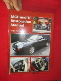MGF and TF Restoration Manual       锛堝ぇ16寮�锛岀‖绮捐锛�  銆愯瑙佸浘銆�