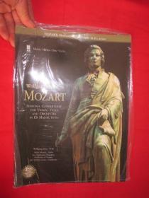 Wolfgang Amadeus Mozart SINFONIA CONCERTANTE     锛堝ぇ16寮� 锛� 銆愯瑙佸浘銆�,闄勫厜鐩�