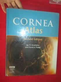 Cornea Atlas      锛堝ぇ16寮�锛岀‖绮捐 锛� 銆愯瑙佸浘銆戯紝鍏ㄦ柊鏈紑灏�