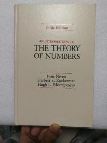An Introduction to the Theory of Numbers 数论导论 英文原版 Ivan Morton Niven