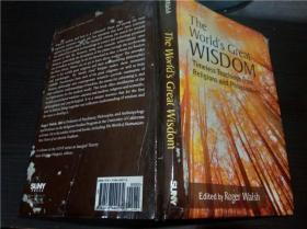 原版英法德意等外文 The World's Great Wisdom: Timeless Teachings From Religions And Philosophies 2014年 小16开硬精装