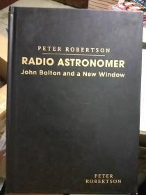 《RADIO  ASTRONOMER 》。