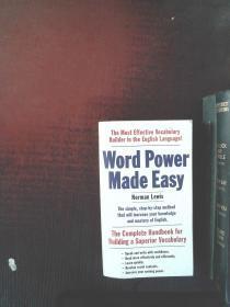 Word Power Made Easy: The Complete Handbook fo 288 r Building a Superior Vocabulary 鑻辨枃鍘熺増