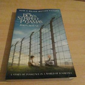 《THE BOY IN THE STRIPED PYJAMAS》