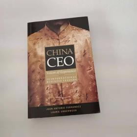 China CEO: Voices of Experience from 20 International Business Leaders  中国首席执行官
