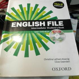 English File intermediate Student's Book 第三版