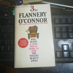 Three by Flannery O*Connor