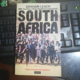 graham leach south africa no easy to peace 南非不容易和平