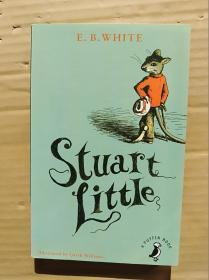 Stuart Little 锛圓 Puffin Book锛夛紙瑙佸浘锛�                   锛堝ぇ32寮�锛夈��140銆�