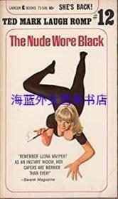 The Nude Wore Black
