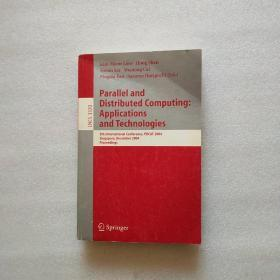 Parallel and Distributed Computing Applications and TechnologieS【如图】