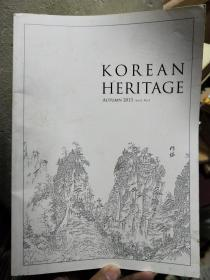 英文版:KOREAN HERITAGE【韩国的传统】