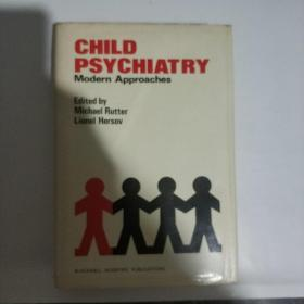 CHILD PSYCHIATRY   精装