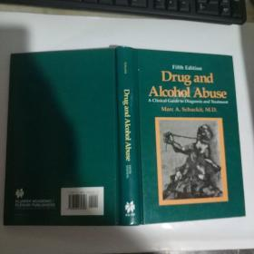drug and alcohl abuse  精装