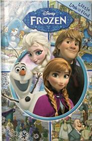 绮捐 Disney Frozen - Livro de atividades Little Look and Find - PI Kids 杩柉灏煎喎鍐�-鍒╁紬缃楀痉闃挎彁缁村痉灏忕湅鍜屽彂鐜�-鐨殑瀛╁瓙