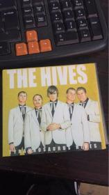THE HIVES    CD